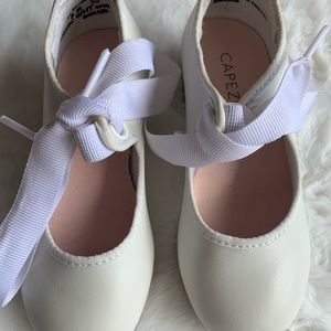 Brand new little girls tap shoes